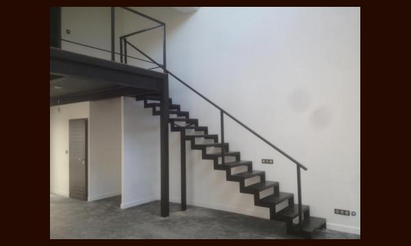 escalier sur mesure Saône et Loire