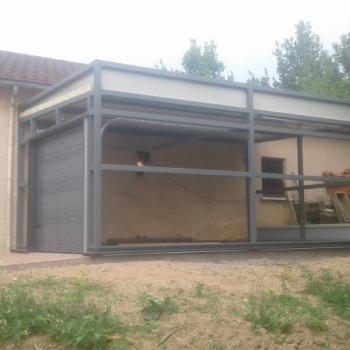 Structure garage
